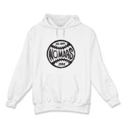 NoMaas Logo Hooded Sweatshirt