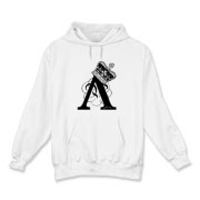 Crown -  Hooded Sweatshirt
