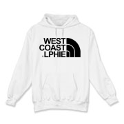 West Coast LPhiE -  Hooded Sweatshirt