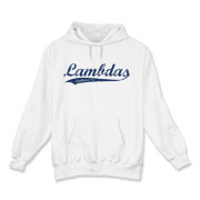Baseball II - Hooded Sweatshirt