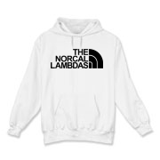 The Norcal Lambdas - Hooded Sweatshirt