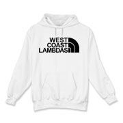West Coast Lambdas - Hooded Sweatshirt