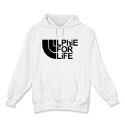 LPhiE For LiFE - Hooded Sweatshirt