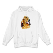 Blood Hound Hooded Sweatshirt