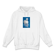 I love Showgirls (Blue) Hooded Sweatshirt