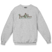 Roots & Sprouts Men's Crewneck Sweatshirt