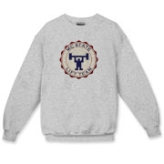 Crewneck Sweatshirt – Lift Team Graphic is in the center