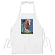 Top quality item with the real horses weigh a ton slogan featuring a Belgian draft horse.