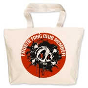 If You Double Post Jumbo Tote Bag