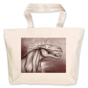 Nightmare VII Jumbo Tote Bag