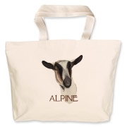 Awesome high quality Alpine Dairy Goat art