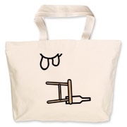 Slow Suicide Selections Jumbo Tote Bag