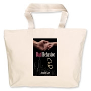 Bad Behavior Jumbo Tote Bag