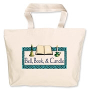 Bell, Book, & Candle Logo