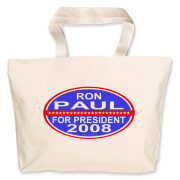 Are you supporting Ron Paul for the Republican presidential nomination in 2008?  If so then proudly tell everyone which candidate you plan to vote for!