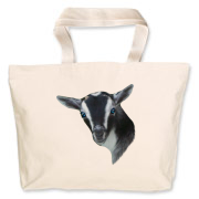 Features a goat portrait drawing of this beautiful Nigerian Dwarf Goat. Makes perfect goat breeders birthday gift, gift for goat lovers, Christmas gift for goat breeders and wonderful prize for 4H students.