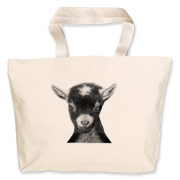 Features a goat portrait drawing of this beautiful Pygora Goat. Makes perfect goat breeders birthday gift, gift for goat lovers, Christmas gift for goat breeders and wonderful prize for 4H students.