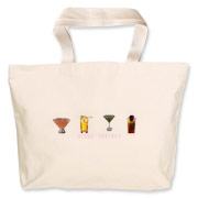 Group Therapy Jumbo Tote Bag