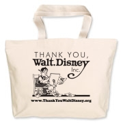 Thank You Walt Disney, Inc. is a non-profit organization dedicated to the restoration of the  original Laugh-O-gram Studio building in Kansas City, Missouri, where Walt Disney first started.