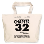 Chapter 32 Movie Poster Jumbo Tote Bag