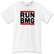 RUN BMG T-Shirt