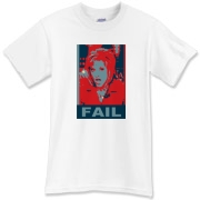 Fail Nancy Grace Addition T-Shirt