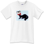 The original Mister Kitty International design.