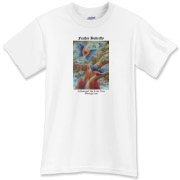 Feather Butterfly T-Shirt