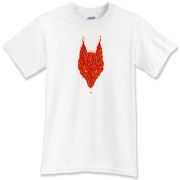 Lavawolf Head Graphic T-Shirt