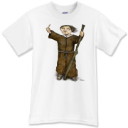 Cover your torso with defiant monkness!  For more shirts like this please visit http://www.printfection.com/natesgreatshirtshack