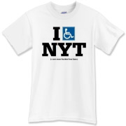 I Can't Stand The New York Times T-Shirt