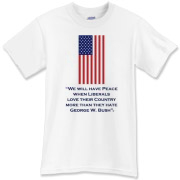 We Will Have Peace... T-Shirt