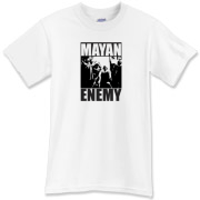 Mayan Enemy - T-Shirt