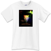 Tom Waits t-shirt! Rain Dog shirts for 2008. Tom Waits on tour in 2008!  Doesn't get any better.  Audible bliss.