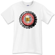 Men's T-Shirt with Red 365 Bars Logo! Many Available Colors (including Black). Use the Drop Down Menu.