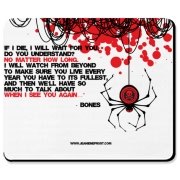 If I Die... Mousepad