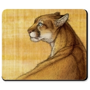 Mountain Lion - Sonora Mousepad