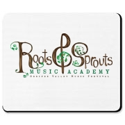 Roots & Sprouts Mousepad