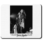 Photos of Janis Joplin at her Seattle Pilots Stadium concert in Tempe, Arizona on 10/3/69.