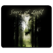 Seers of Light Mousepad