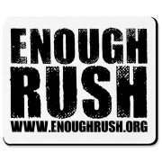 Enough Rush Mousepad