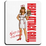 Nurse Jaimee Mousepad