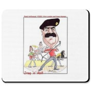 Hilarious tshirts, mousepads, tote bags, aprons, and so much more, all with the mug of your's truly Mr. Saddam Hussein!