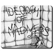 Ideology of Madness - Crazy House Mousepad