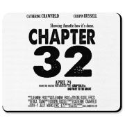 Chapter 32 Movie Poster Mousepad