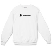 Nonsense Society [light] Crewneck Sweatshirt