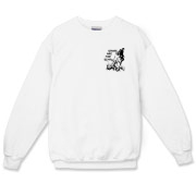 Stairs Are For Schmucks(Pocket) Crewneck Sweatshir