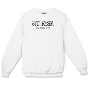 AT-RISK Crewneck Sweatshirt