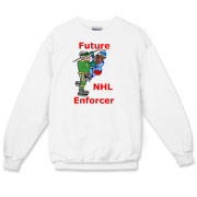Future Enforcer Crewneck Sweatshirt