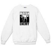 Mayan Enemy - Crewneck Sweatshirt